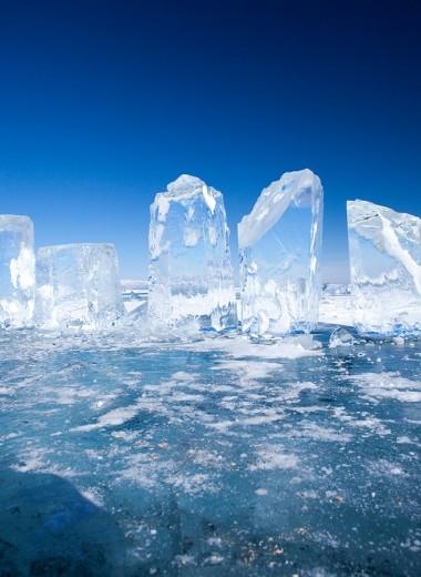 Лед, пламя и часы: фотоотчет о выездном мастер-классе на Байкале