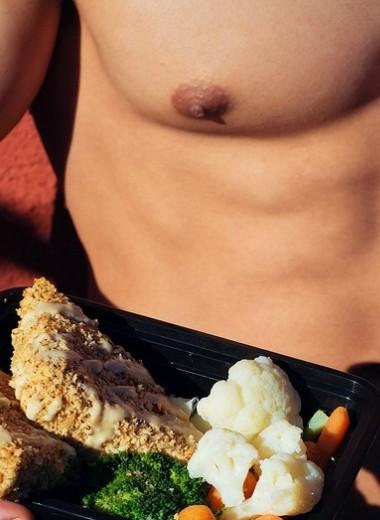 Диета для набора мышечной массы мужчинам: готовое меню и советы по питанию