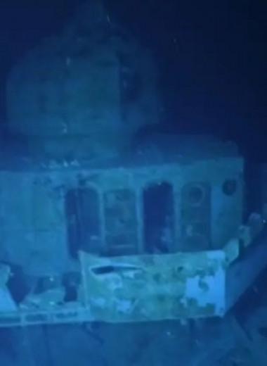 Ученые совершили рекордно глубокое погружение к затонувшему кораблю времен Второй мировой