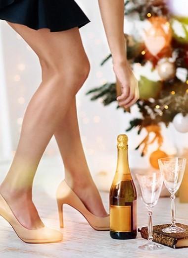 Закусывать надо! Как пить алкоголь в новогоднюю ночь, чтобы потом не жалеть
