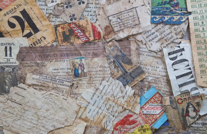 Птичий архив, или Откуда под крышей храма взялись старинные документы?