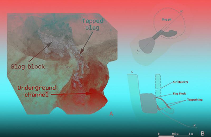 Древние жители Тывы научились плавить железо более 1600 лет назад
