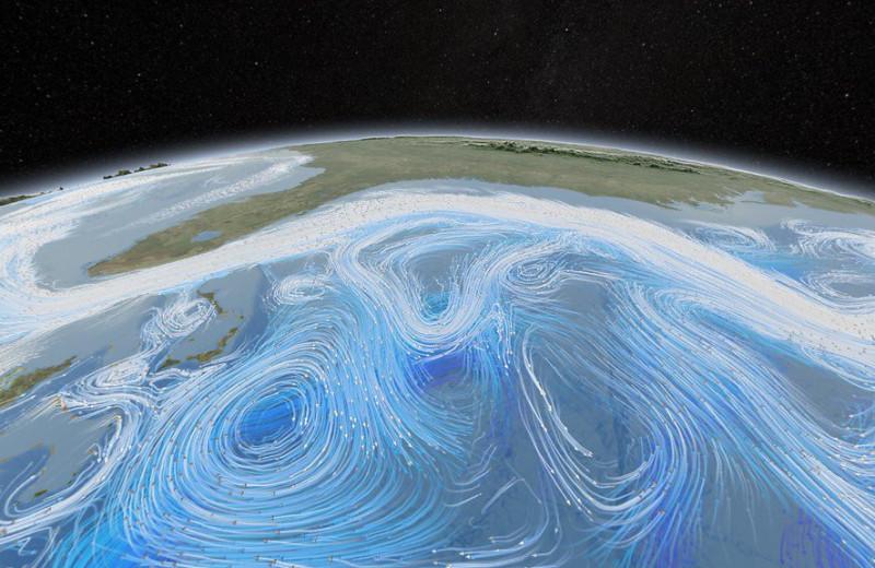 Вместе с климатом меняется структура океанов. Гораздо быстрее, чем предполагалось