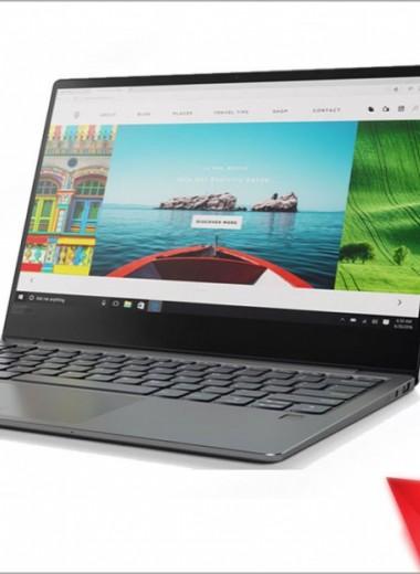 Тест и обзор ноутбука Lenovo Ideapad 720S-13IKB:отличная альтернатива MacBook