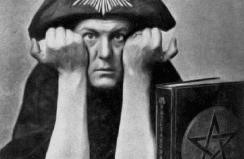 8 странных фактов о мистере Алистере Кроули