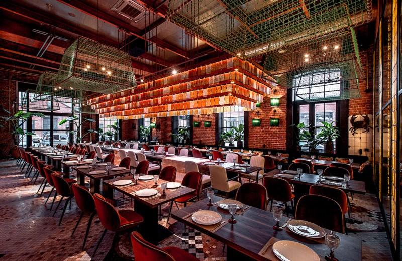 «КрабыКутабы» – новый ресторан Александра Раппопорта в «Депо»