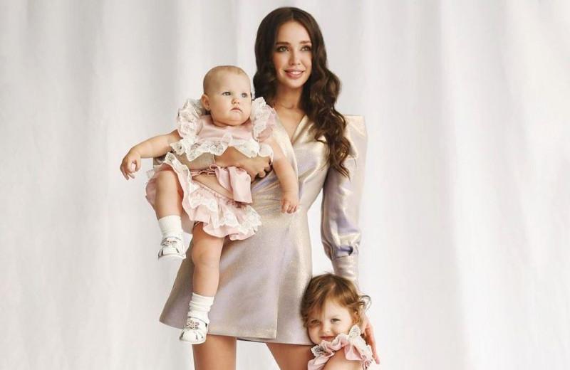 Милота зашкаливает! Первые фотосессии новорожденных детей российских звезд