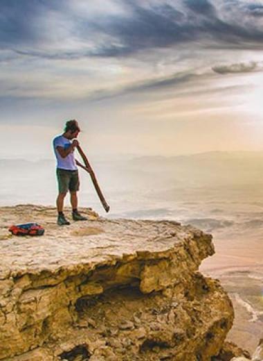 Отправиться в пустыню: в поисках откровений