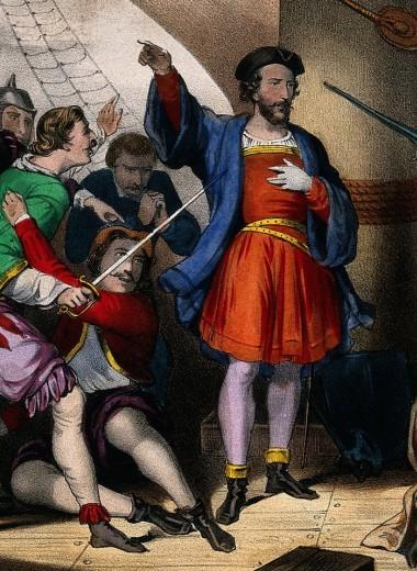 Колумба снова оправдали по делу о сифилисе