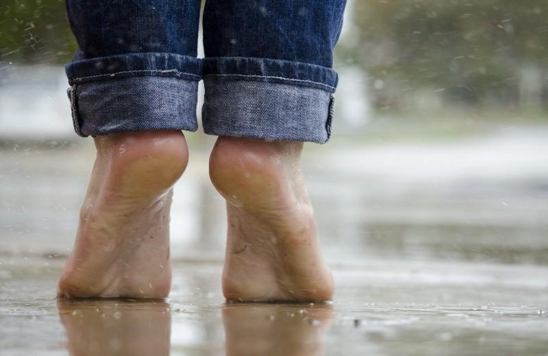 Как определить состояние здоровья по ступням