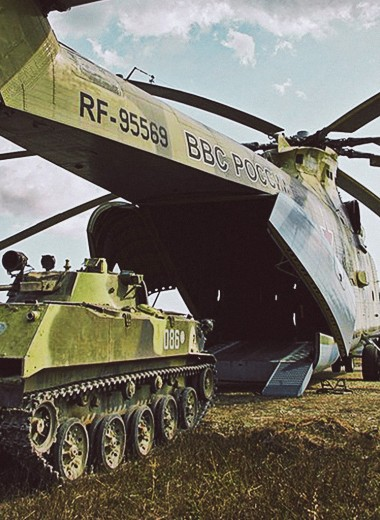 От мамонта до вертолетов ВВС США: что может поднять Ми-26