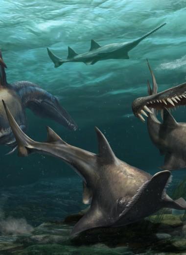 Первый плавающий динозавр: как спинозавр вошел в историю