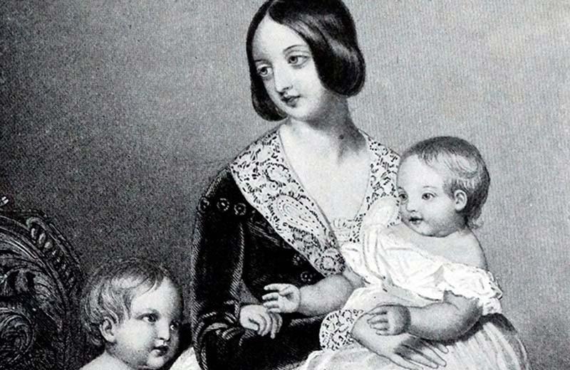 Кормилица королевы Виктории убила шестерых собственных детей