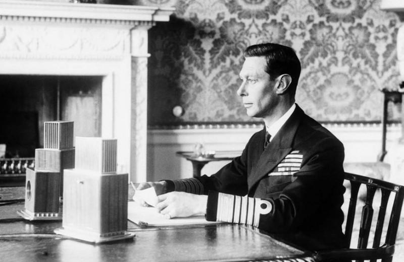 Георг VI, его логопед и Вторая мировая война: как король перестал заикаться и сплотил народ в борьбе с нацистами