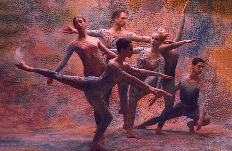 Изобретение танца. На экраны выходит «Каннингем»