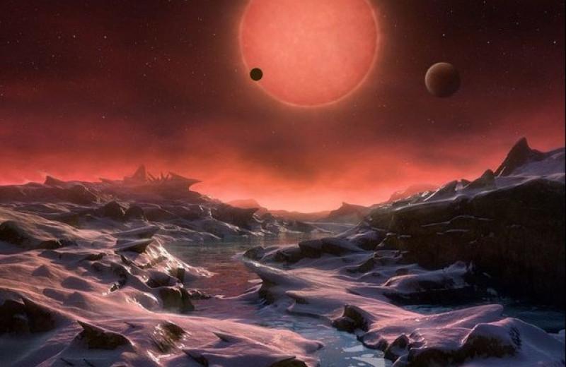 Парадокс красного неба объяснили дефицитом подходящих планет и звезд