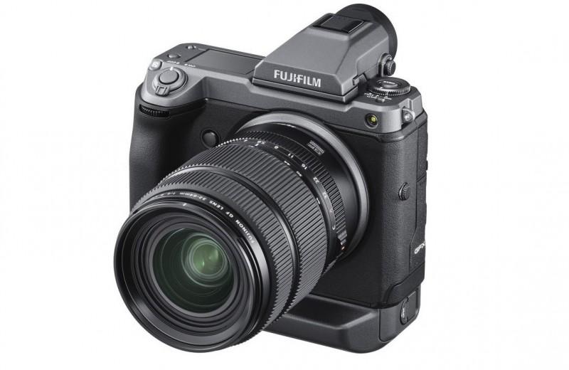 Тестируем камеру Fujifilm GFX 100: высочайшая резкость и 100 мегапикселей