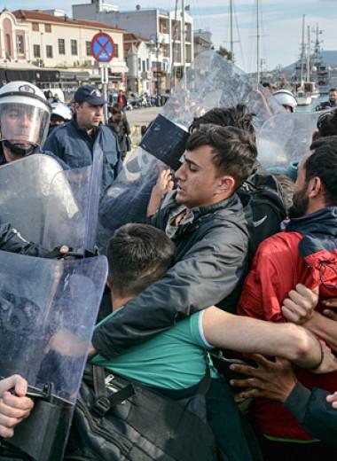 Убегать, а не управлять. Чем грозит Европе новая волна беженцев