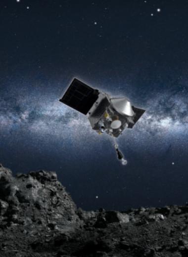 На астероиде Бенну обнаружили следы потоков воды