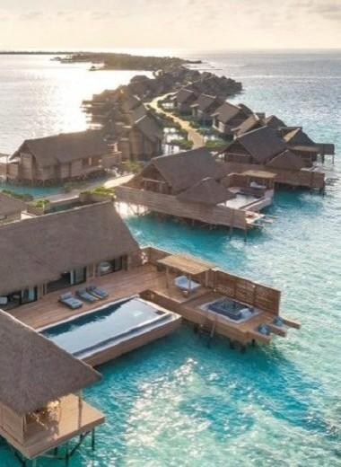 Открытие нового отеля Waldorf Astoria Maldives Ithaafushi на Мальдивах