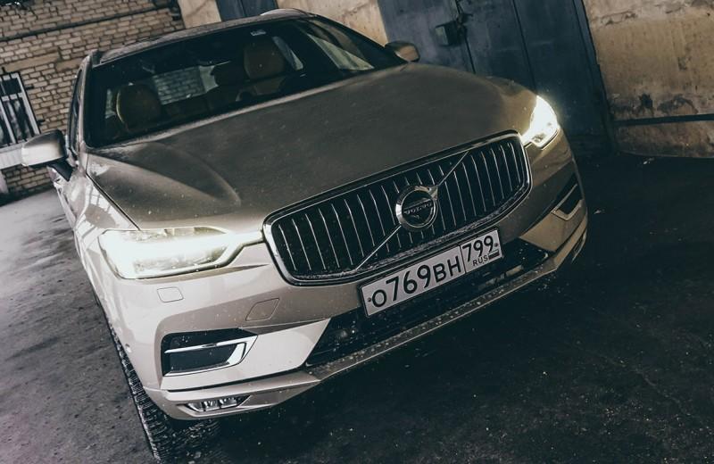 Второе пришествие: тест Volvo XC60 D4