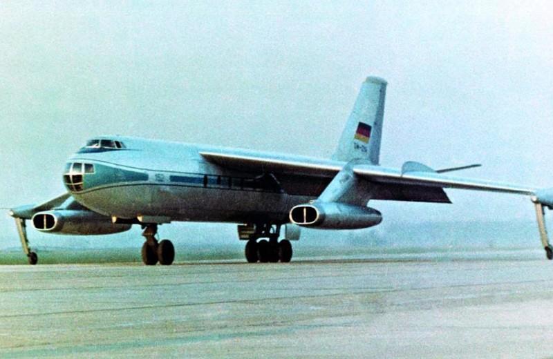 Сделано в ГДР: печальная судьба лайнера Baade-152