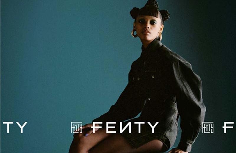 Почему первая коллекция Fenty вдохновлена движением моделей 1960-х