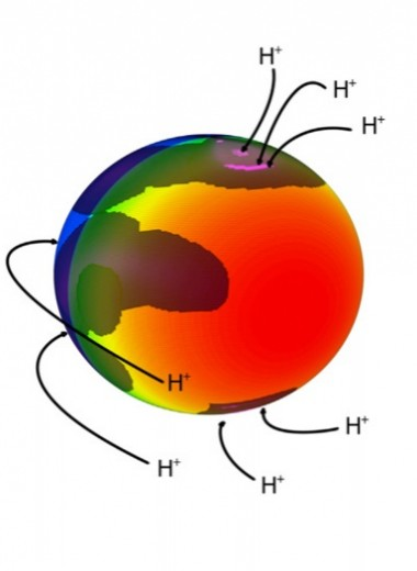Лед на Меркурии назвали частично местным