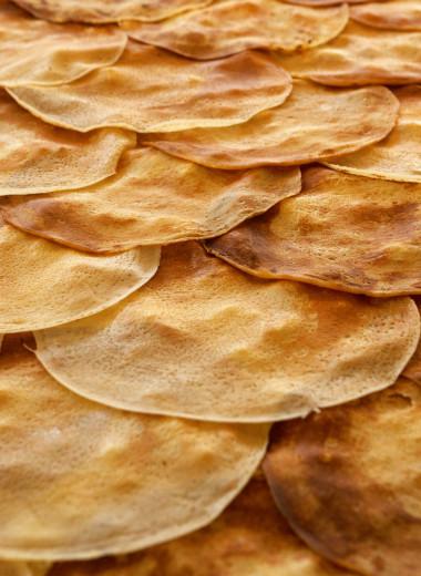 5 способов вкусно приготовить блины