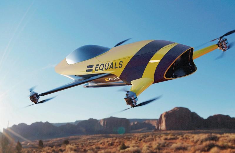 Воздушные гонки: из фантастики в реальность