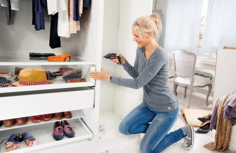 Выбираем электроотвертку: мини-шуруповерт для работ по дому