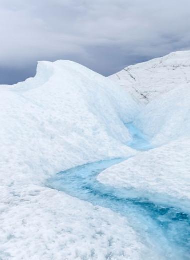 Каньоны под толщей льда, оттаявшие острова и другие географические открытия XXI века