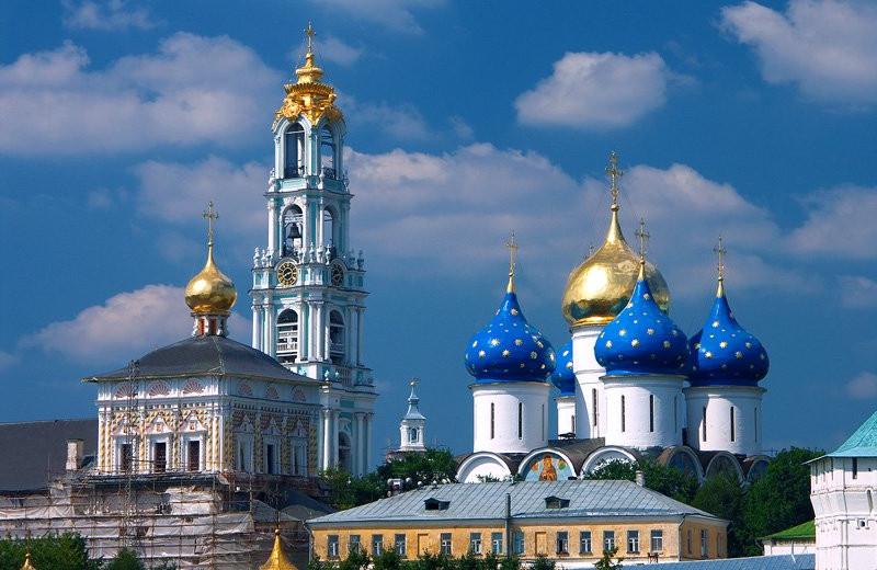 Троице-Сергиева лавра включена в реестр особо ценных объектов России