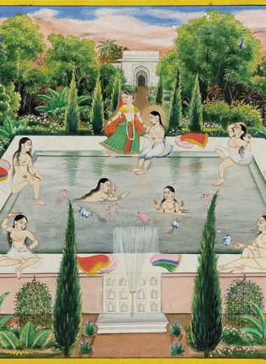 Необычные секс-традиции Древней Индии