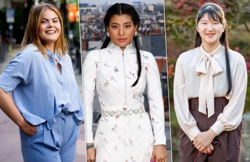 От Бельгии до Эсватини: как выглядят принцессы разных стран мира