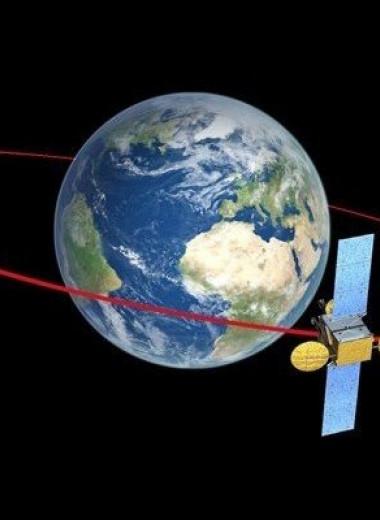Заблуждение: причина невесомости на орбите - отсутствие гравитации