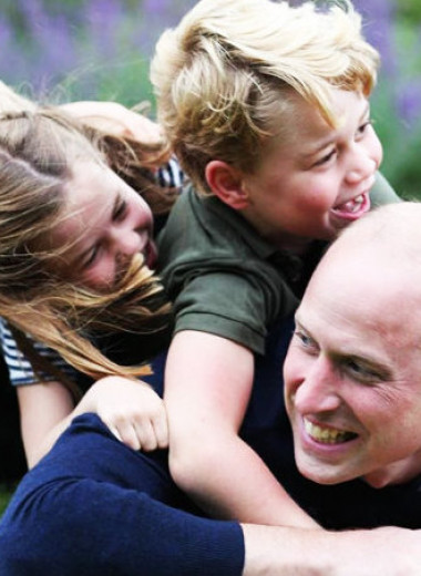 «Моя Шарлотта – это катастрофа»: принц Уильям рассказал о детях от Кейт Миддлтон