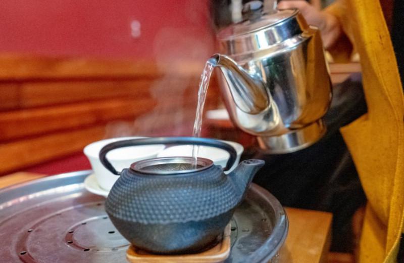 История чая: пять мифов и легенд