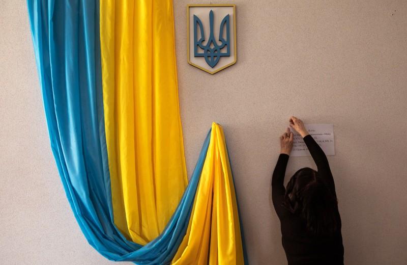 Президентские выборы на Украине: первые данные экзит-полов