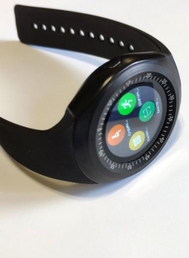 Брать или нет: тест умных, но бюджетных часов Y1 c функцией телефона