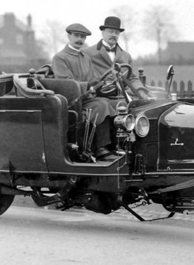 Как англичане зарыли гениальное русское изобретение: история гирокара Шиловского