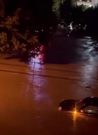 Ураган «Ида» обрушился на Нью-Йорк: видео