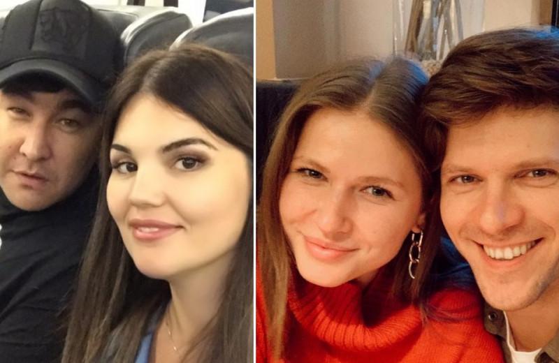 Как выглядят мужья и жены звезд шоу «Однажды в России»: комики и обычные люди