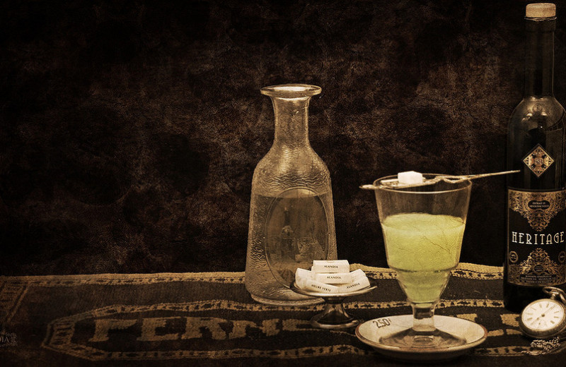 Как правильно пить абсент: 4основных способа + лучшие гастрономические сочетания