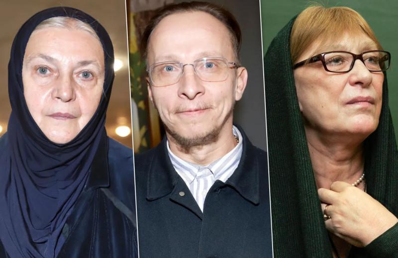 Между богом и кино: актёры, которые ушли  в монахи или священники