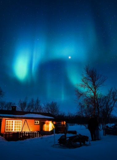 Ночное небо февраля: астрономический прогноз