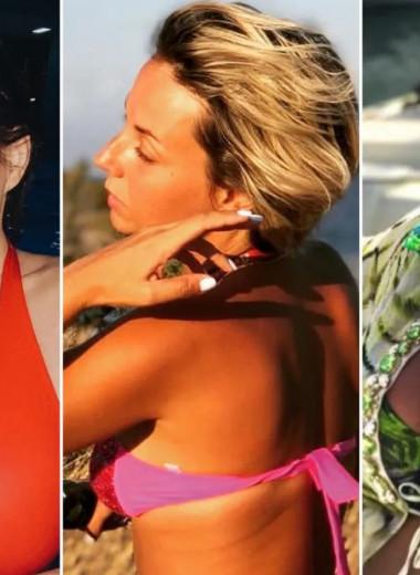 Фигуристые красотки! Как выглядят звезды сериала «Счастливы вместе» в бикини