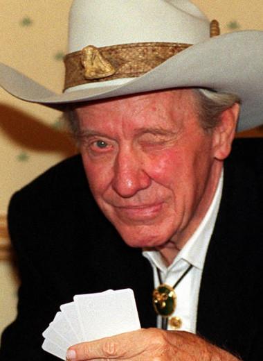 5 самых одиозных пари знаменитого авантюриста из Лас-Вегаса Амарилло Слима