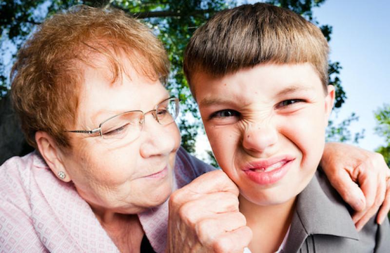 Если ребенка вырастила бабушка: особенности воспитания