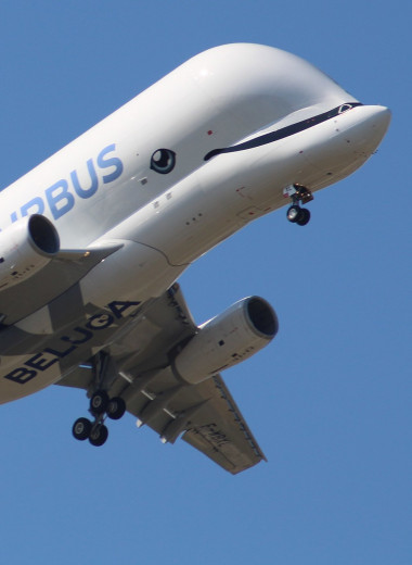 Монстры в небе: 8 самых больших самолетов в мире